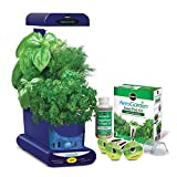 Miracle-Gro AeroGarden Sprout with Gourmet Herb Seed Pod Kit, Blue