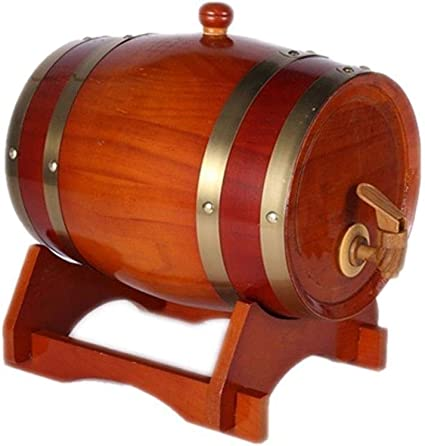 Barril Roble Whisky 5L Barricas de roble, Barril de vino ...
