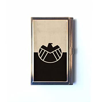 Agents of shield business card holders credit id card wallet agents of shield business card holders credit id card wallet name card case reheart Choice Image