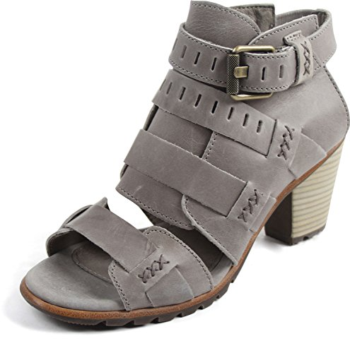 SOREL Nadia Buckle Sandal - Women's Kettle (Multi Buckle Sandals)