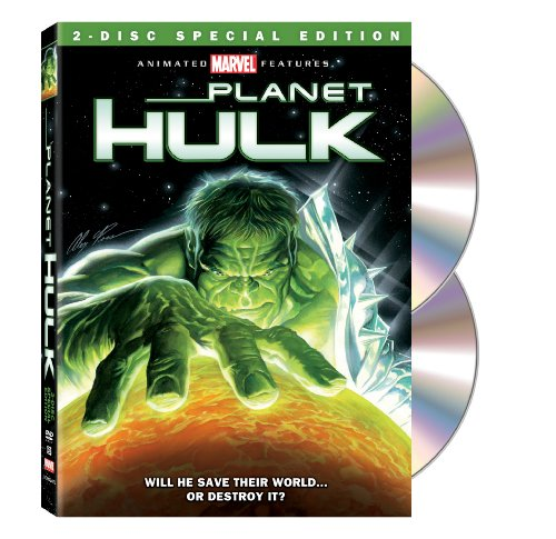 (Planet Hulk  (Two Disc Special Edition))