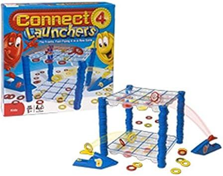 Hasbro M.B. Juegos Conecta 4 APUNTA Y Lanza: Amazon.es: Juguetes y juegos