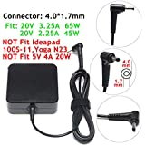 Buy 5V 4A 20W AC Charger for Lenovo Ideapad MIIX 310 310
