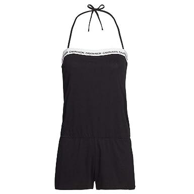c188c16964cf Calvin Klein Bandeau Romper Playsuit X Small Pvh Black  Amazon.fr ...