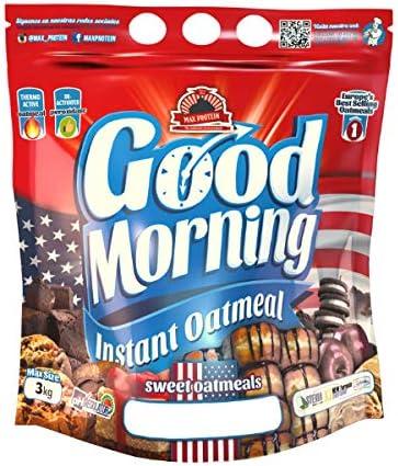 Max Protein Harina de Avena sabor Donut - 3 kg: Amazon.es ...