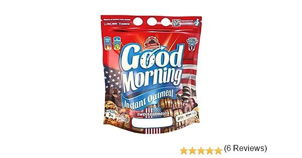 Max Protein Harina de Avena sabor NutChoc (Nutella) - 3 kg: Amazon.es: Alimentación y bebidas
