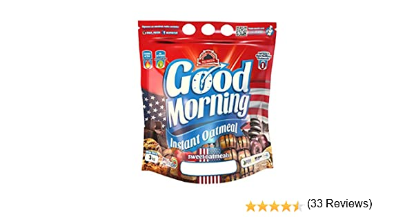 Max Protein Good Morning Instant Oatmeal - 3 kg NutChoc (Nutella ...