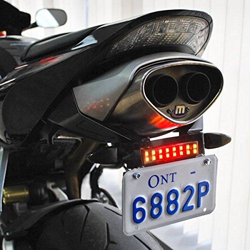 Vtx 1300 Led Tail Light in US - 9