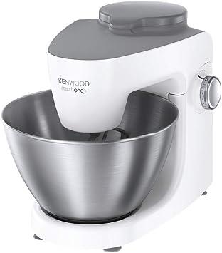 Kenwood KHH323WH 1000W 4.3L Gris, Color blanco - Robot de cocina ...