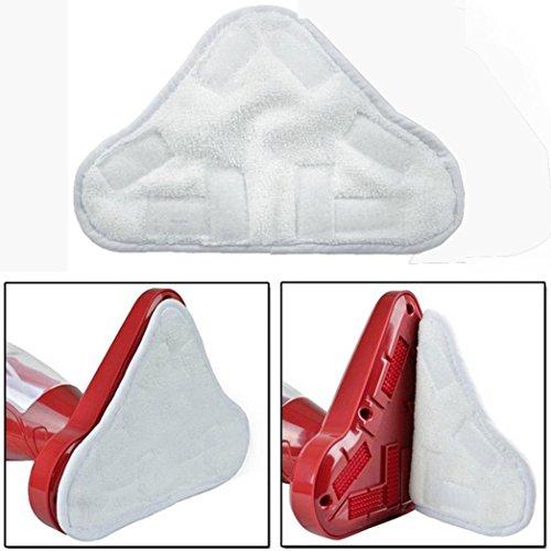 YJYdada 1 pc de microfibra vapor mop piso lavable almohadillas de repuesto para H20 X5: Amazon.es: Hogar