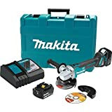 Cheap Makita XAG03MB 18V LXT BL Grinder Kit, 4-1/2″ (Discontinued by Manufacturer)