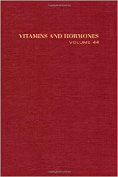 Descargar Con Torrent Vitamins And Hormones: V. 44: Advances In Research And Applications Libro Patria PDF