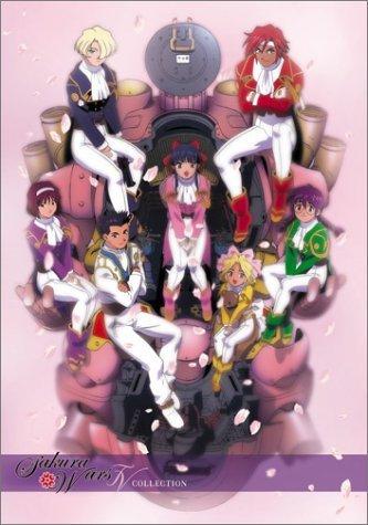 Sakura Wars TV - Opening Night (Vol. 1) - With Series Box by