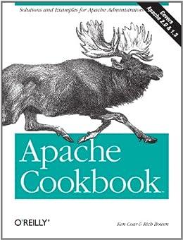 Apache Cookbook by [Bowen, Rich, Coar, Ken]