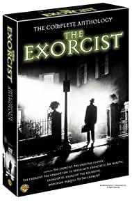 The Exorcist: The Complete Anthology (The Exorcist/ The Exorcist- Unrated/ The Exorcist II: The Heretic/ The Exorcist III/ The Exorcist: The Beginning/ The Exorcist: Dominion)