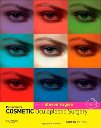 putterman-s-cosmetic-oculoplastic-surgery-with-dvd-4e