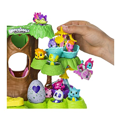 Hatchimals - Hatchery Nursery Playset with Exclusive CollEGGtible