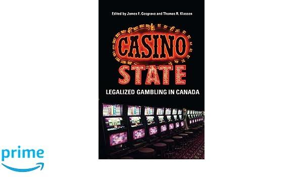 Legalized gambling in canada belttara river boat casino
