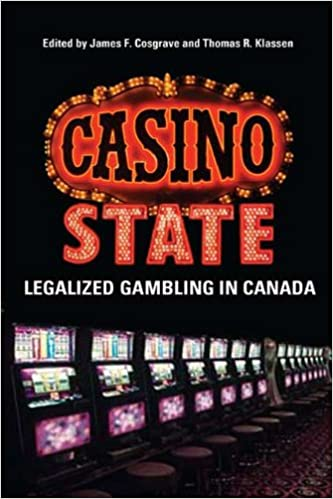 Legalization of gambling in canada american casino entertainment properties las vegas