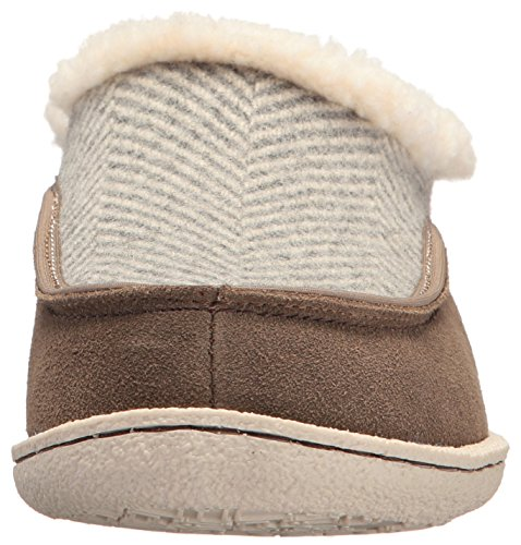 Ii Wool Ridge Plum Herringbone Women's Slipper Woolrich Walnut qw4f0tzxn