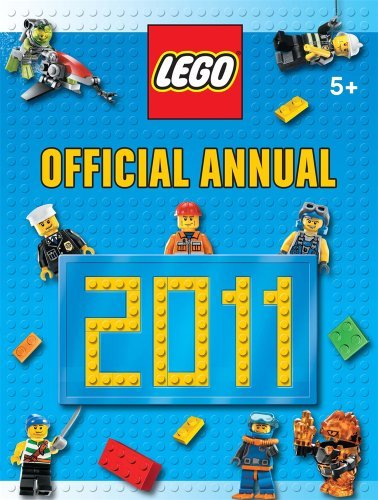 Lego  The Official Annual  With Legos  By Ladybird  2010 08 01