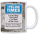 Best Cat Dad Ever Local Man Awarded Cat - Best Reviews Guide