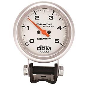 auto meter sport comp mini tachometers. Black Bedroom Furniture Sets. Home Design Ideas