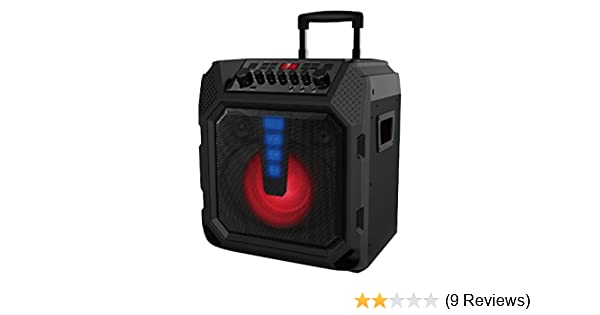 Amazon.com: Edison Professional EP-1000 High Power Portable Bluetooth Music System: Electronics