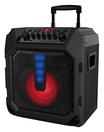 Edison Professional EP-1000 High Power Portable Bluetooth Mu