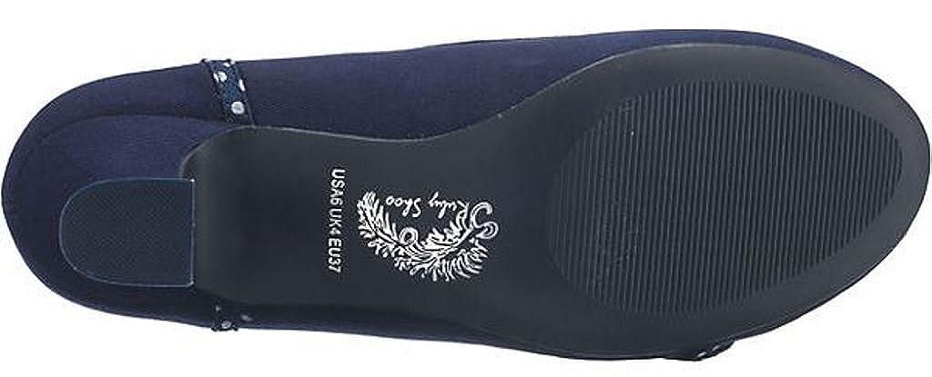 Ruby Shoo Cordelia Damen Schuhe Navy Navy Navy 368ea2