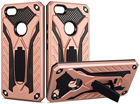 [해외]for VIVO Phone case Protection Stand Shockproof Cover for VIVO Y71 / for VIVO Phone case Protection Stand Shockproof Cover for VIVO Y71 (Pink)