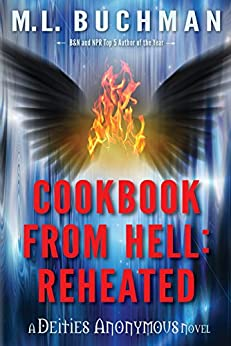 Cookbook from Hell: Reheated (Deities Anonymous 1) by [Buchman, M. L.]