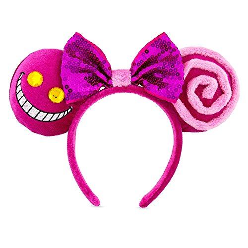 Disney Parks Cheshire Cat Minnie Mouse Ear Headband - Alice in Wonderland -