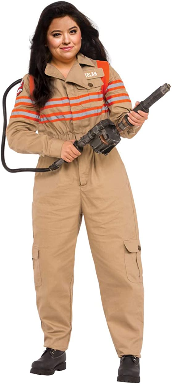 Rubie's Women's Ghostbusters Movie Grand Heritage Plus Size Costume 51SL5prefnLUL1240_