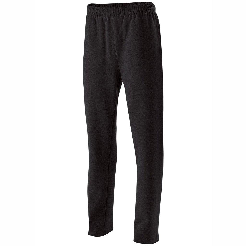 Holloway Adult Fleece Pants (X-Small, Black)