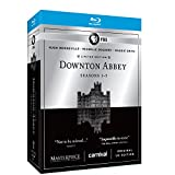 Masterpiece Classic: Downton Abbey: Seasons 1-5 [Blu-ray]