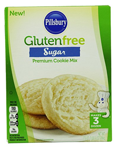 Gluten Free Sugar Premium Cookie Mix ( 2 packs)