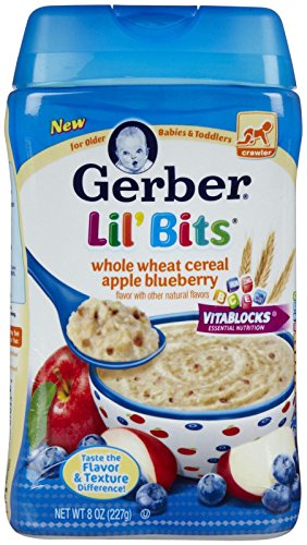 Oatmeal cereal for babies