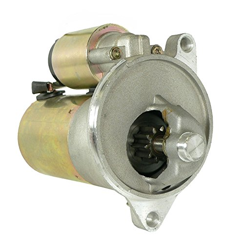 DB Electrical SFD0012 New Starter For Ford Mini Pmgr 302 351 Manual Transmissions,Bronco E F Series Vans & Pickups 323-510, 336-1165 SFD0012 113218 10465346 F2TU-11000-AA F2TZ-11002-A F7PU-11000-FA