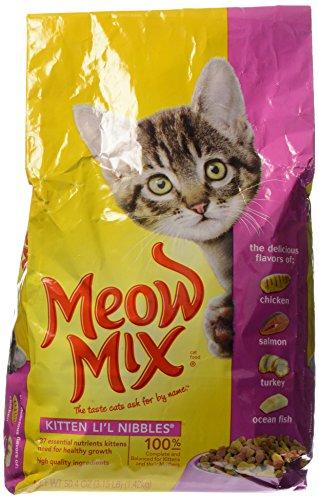 kitten meow mix - 8