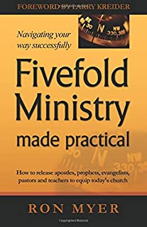 understanding the fivefold ministry how do these five leadership rh amazon com
