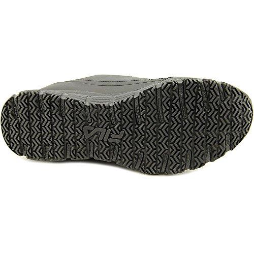 Memory Hiking Women's Work Resistant Fila Radiance Shoe Black Slip T7qPqSwa