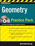CliffsNotes Geometry Practice Pack with CD (CliffsNotes (Paperback))