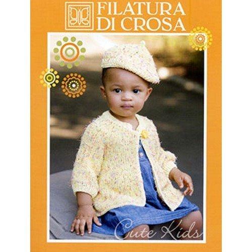 Filatura Di Crosa Knitting Pattern Books The Best Amazon Price In