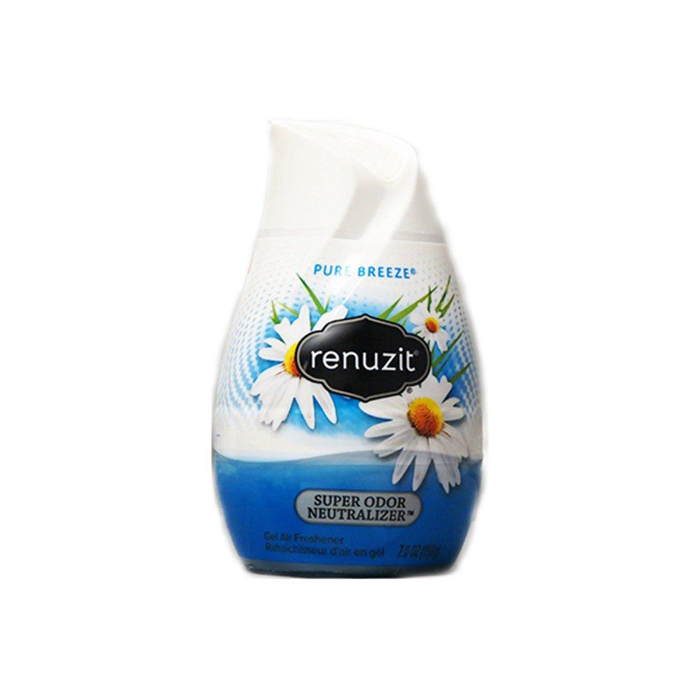 Renuzit Gel Air Freshener- Pure Breeze (198g) 0000982
