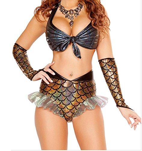 LEO B (Plus Size Little Mermaid Costumes)