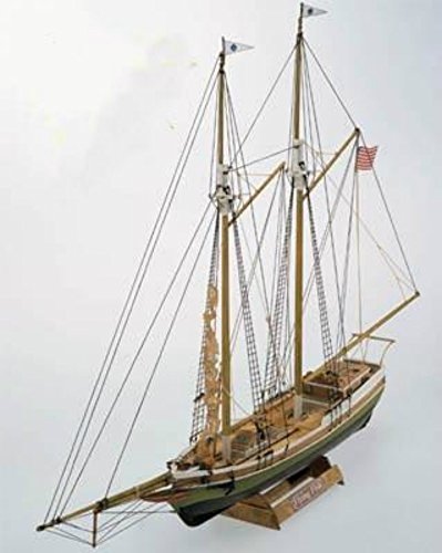 Flying Fish - Model Ship Kit by Mamoli (Flying Fish Boat)