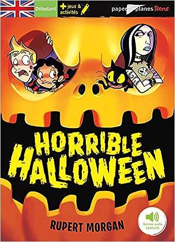 Horrible Halloween Livre Mp3 Amazon Fr Rupert Morgan
