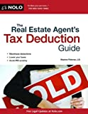 img - for Real Estate Agent's Tax Deduction Guide, The (2012-01-03) book / textbook / text book