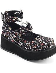 Demonia Womens SPR02/BVL Fashion Sneaker